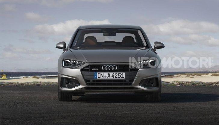 Audi A4 2019: sportiva e con più tecnologia - Foto 5 di 11