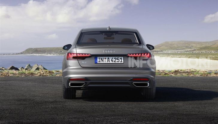 Audi A4 2019: sportiva e con più tecnologia - Foto 6 di 11