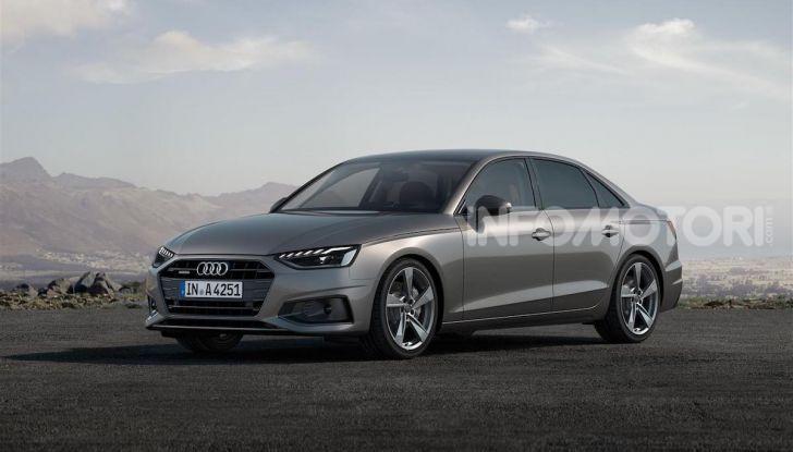 Audi A4 2019: sportiva e con più tecnologia - Foto 9 di 11