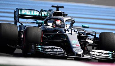 F1 2019 GP di Francia, Paul Ricard: doppietta Mercedes, Hamilton vince davanti a Bottas e Leclerc. Vettel quinto