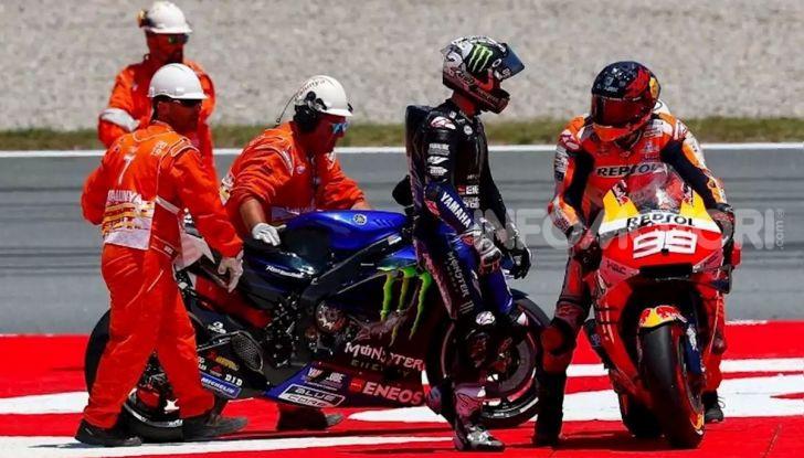 MotoGP 2019 GP di Spagna: Quartararo beffa Marquez e centra la pole a Barcellona, quinto Rossi davanti a Dovizioso - Foto 7 di 23