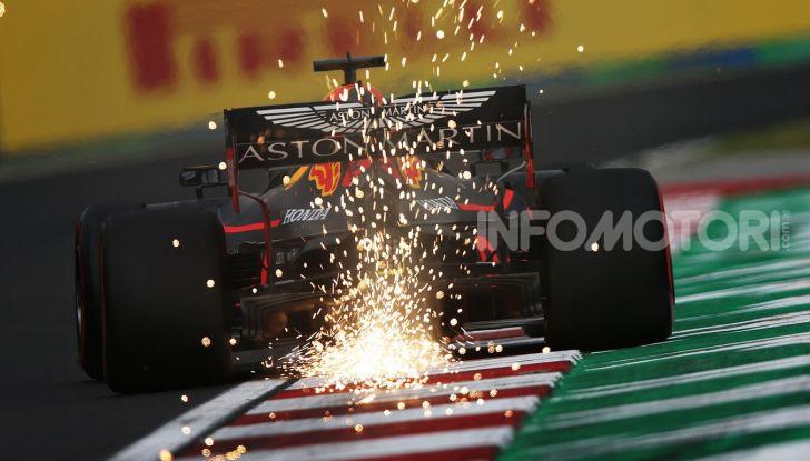 F1 2019, GP d'Ungheria: Max Verstappen firma la prima pole della carriera all'Hungaroring - Foto 8 di 14