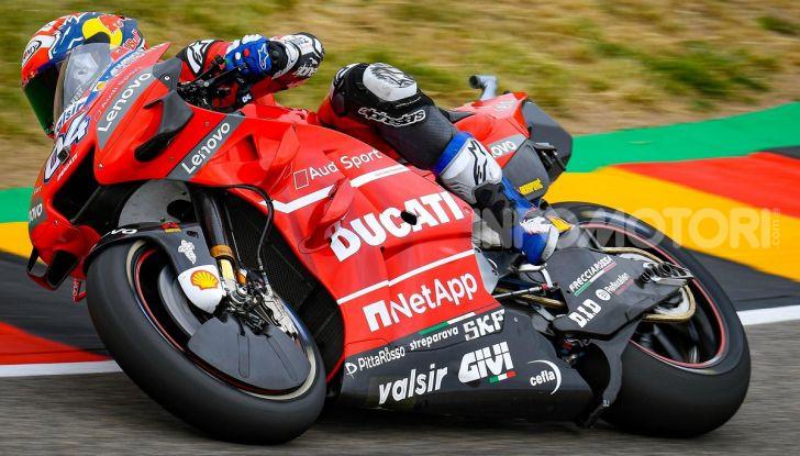 MotoGP 2019 GP del Sachsenring: Marquez al top, Petrucci davanti a Dovizioso, Rossi decimo - Foto 7 di 12