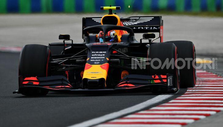 F1 2019, GP d'Ungheria: Max Verstappen firma la prima pole della carriera all'Hungaroring - Foto 7 di 14
