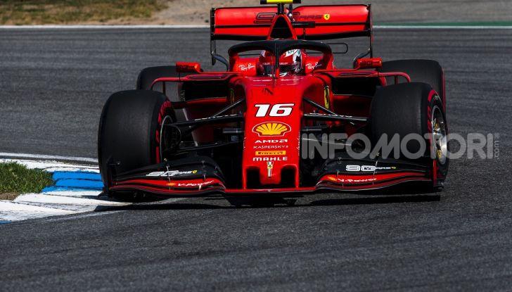 F1 2019, GP d'Ungheria: Max Verstappen firma la prima pole della carriera all'Hungaroring - Foto 10 di 14