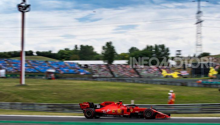 F1 2019, GP d'Ungheria: Gasly al top nelle FP2, ma è Hamilton il più veloce delle libere del venerdì - Foto 11 di 14