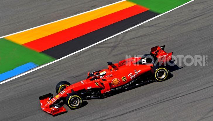 F1 2019 GP di Germania: Leclerc e la Ferrari brillano nelle libere di Hockenheim davanti a Vettel e Hamilton - Foto 14 di 17