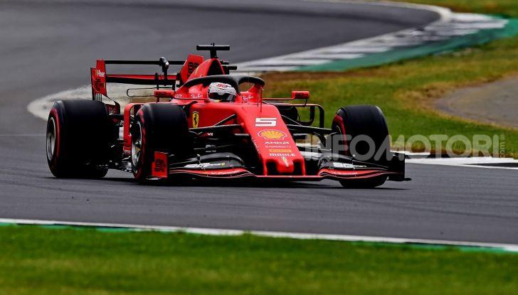 F1 2019 GP di Gran Bretagna: Hamilton invincibile a Silverstone piega Bottas e Leclerc. Vettel centra Verstappen e sbaglia tutto - Foto 6 di 17