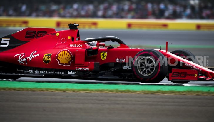 F1 2019 GP di Gran Bretagna: Bottas il più veloce nelle libere di Silverstone, la Ferrari terza con Leclerc - Foto 7 di 17