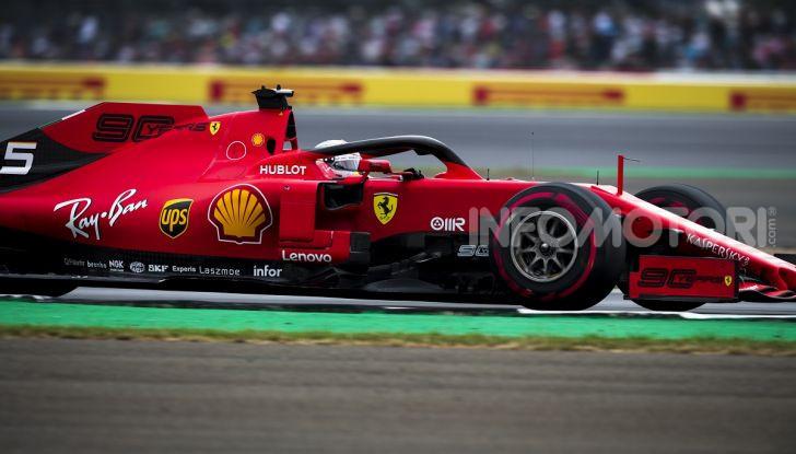 F1 2019 GP di Gran Bretagna: Hamilton invincibile a Silverstone piega Bottas e Leclerc. Vettel centra Verstappen e sbaglia tutto - Foto 7 di 17
