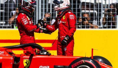F1 2019 GP di Gran Bretagna: la Ferrari vuole la prima vittoria della stagione con Vettel e Leclerc