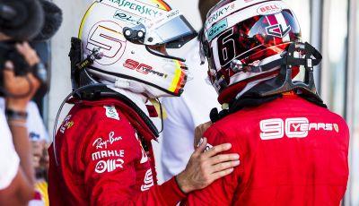 F1 2019 GP di Gran Bretagna: il post-gara Ferrari di Silverstone