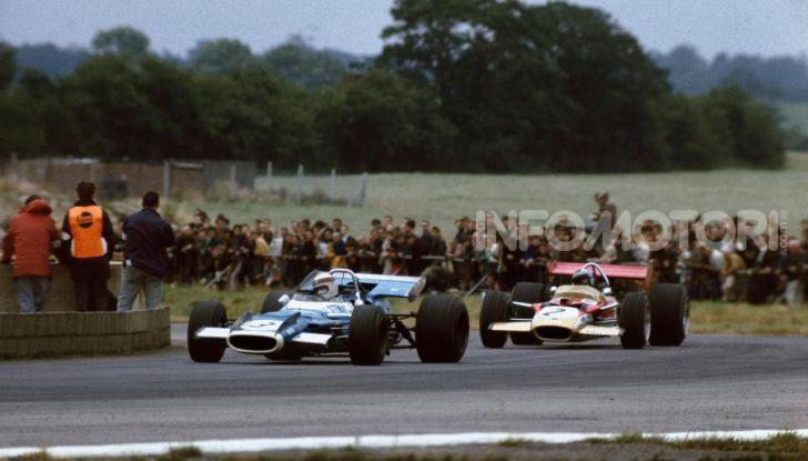 F1: Jackie Stewart torna in pista a Silverstone all'età di 80 anni - Foto 9 di 9