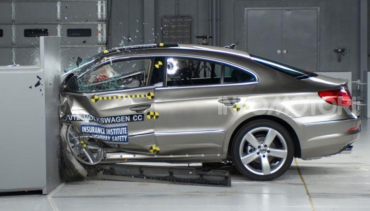Crash test: tutto quello che c'è da sapere sulle prove d'impatto EuroNCAP - Foto 3 di 13