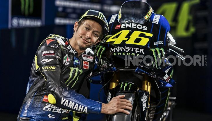 """MotoGP, Valentino Rossi si racconta: """"A 40 anni sono in forma, non ho rimpianti"""" - Foto 8 di 10"""