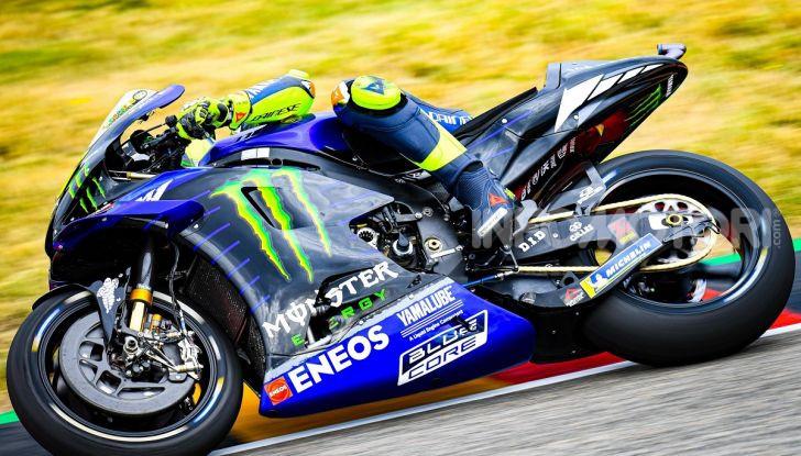 MotoGP 2019 GP del Sachsenring: Marquez al top, Petrucci davanti a Dovizioso, Rossi decimo - Foto 9 di 12