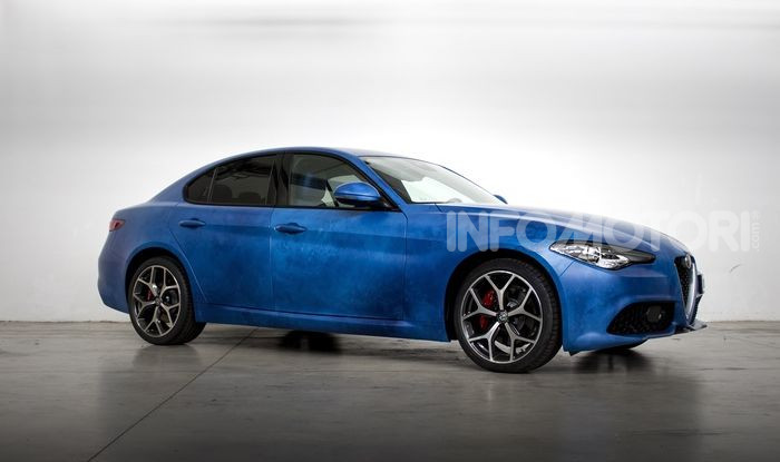 Hertz e Garage Italia presentano Alfa Romeo Giulia Grand Tour