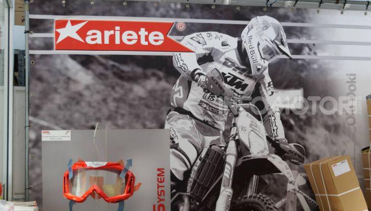 Intervista ad Ariete, maschere da moto di altissima qualità dal 2006 - Foto 2 di 52