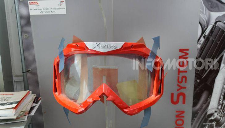Intervista ad Ariete, maschere da moto di altissima qualità dal 2006 - Foto 3 di 52