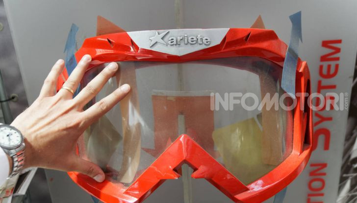 Intervista ad Ariete, maschere da moto di altissima qualità dal 2006 - Foto 4 di 52