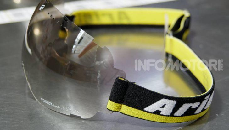 Intervista ad Ariete, maschere da moto di altissima qualità dal 2006 - Foto 19 di 52