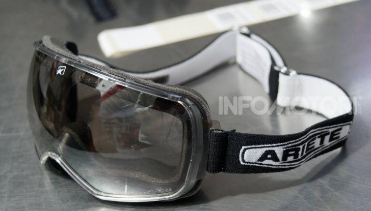 Intervista ad Ariete, maschere da moto di altissima qualità dal 2006 - Foto 22 di 52