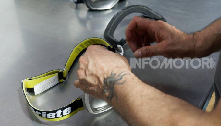 Intervista ad Ariete, maschere da moto di altissima qualità dal 2006 - Foto 26 di 52