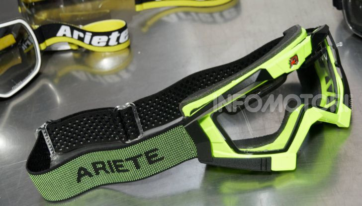 Intervista ad Ariete, maschere da moto di altissima qualità dal 2006 - Foto 34 di 52