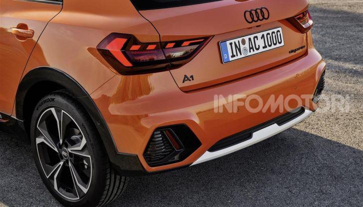 Audi A1 citycarver, ecco la all terrain da città - Foto 1 di 7