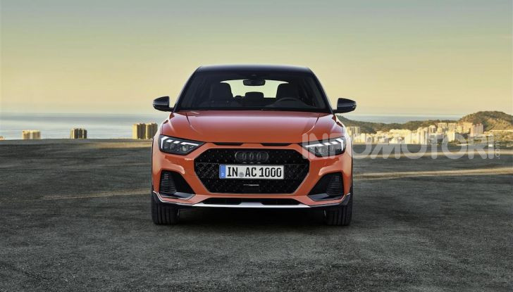 Audi A1 citycarver, ecco la all terrain da città - Foto 2 di 7