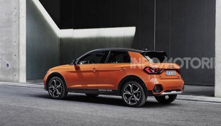 Audi A1 citycarver, ecco la all terrain da città - Foto 5 di 7