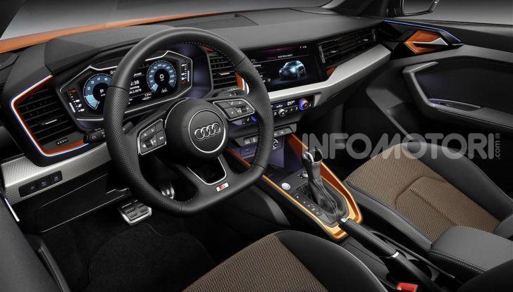 Audi A1 citycarver, ecco la all terrain da città - Foto 6 di 7