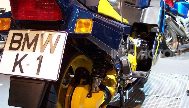 BMW K1: il brutto anatroccolo - Foto 6 di 6