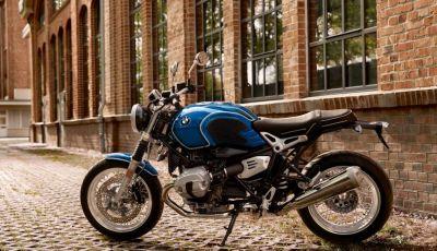 BMW R nineT/5: una special per festeggiare 50 anni di produzione nello stabilimento di Berlino Spandau