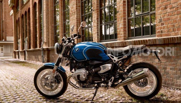 BMW R nineT/5: una special per festeggiare 50 anni di produzione nello stabilimento di Berlino Spandau - Foto 6 di 6