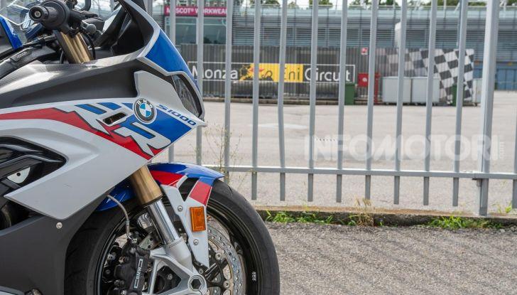 [VIDEO] Prova BMW S1000RR 2019: l'apoteosi dell'eccellenza - Foto 34 di 50