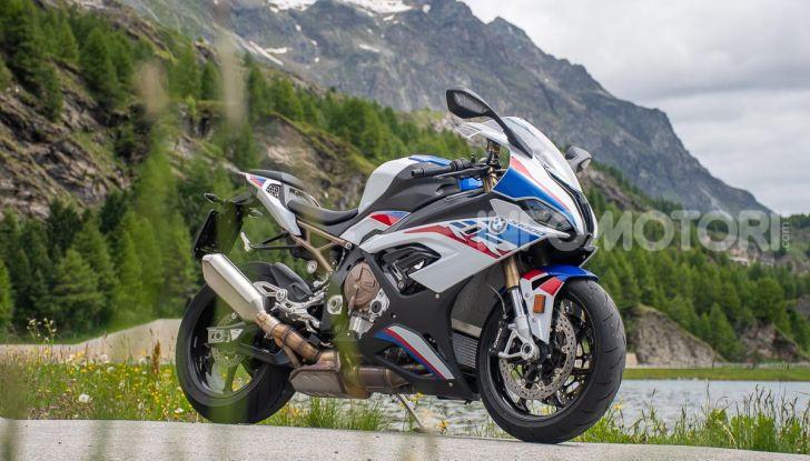 BMW S1000RR estetica