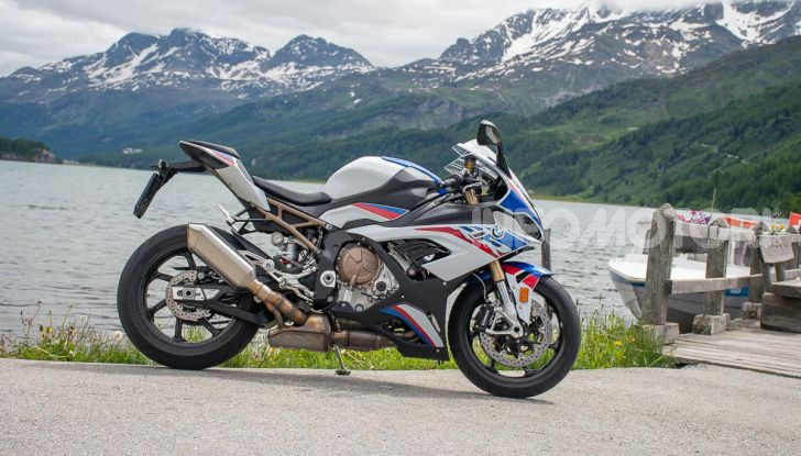 [VIDEO] Prova BMW S1000RR 2019: l'apoteosi dell'eccellenza - Foto 46 di 50
