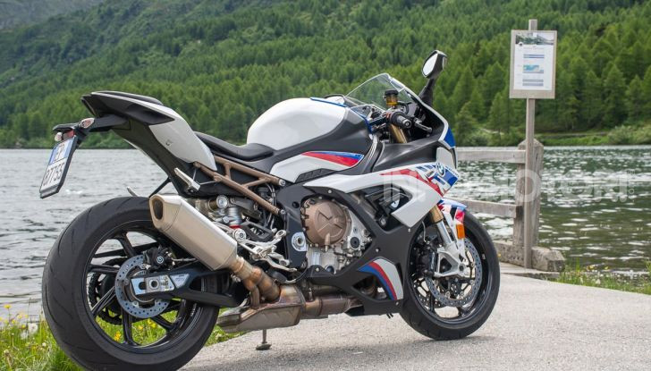 [VIDEO] Prova BMW S1000RR 2019: l'apoteosi dell'eccellenza - Foto 47 di 50