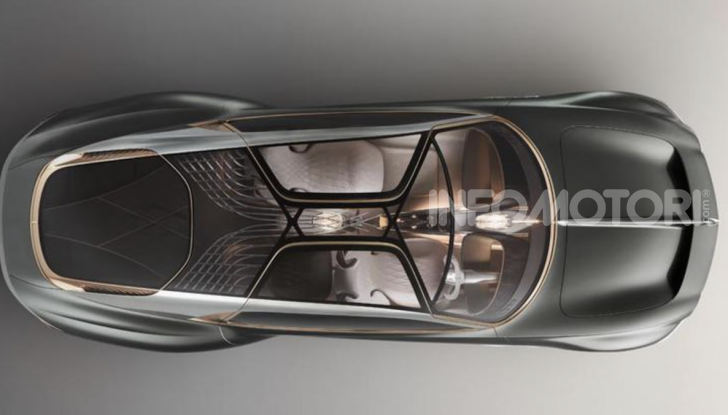Bentley EXP 100 GT festeggia i 100 anni del brand - Foto 5 di 9