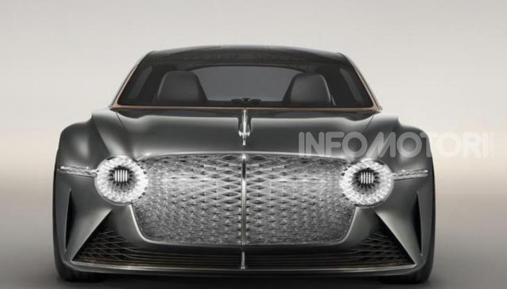 Bentley EXP 100 GT festeggia i 100 anni del brand - Foto 6 di 9