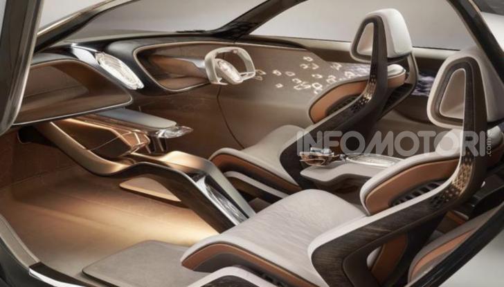 Bentley EXP 100 GT festeggia i 100 anni del brand - Foto 8 di 9