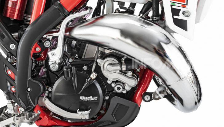 Beta gamma Enduro RR 2020 4T e 2T, otto moto tutte nuove, il futuro è arrivato! - Foto 25 di 36