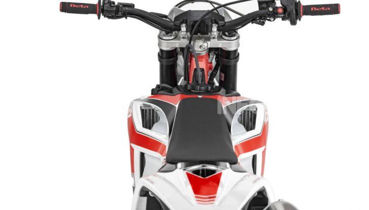 Beta gamma Enduro RR 2020 4T e 2T, otto moto tutte nuove, il futuro è arrivato! - Foto 26 di 36