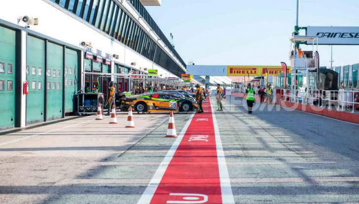Blancpain GT World Challenge Europe Misano 2019 - Foto 1 di 40