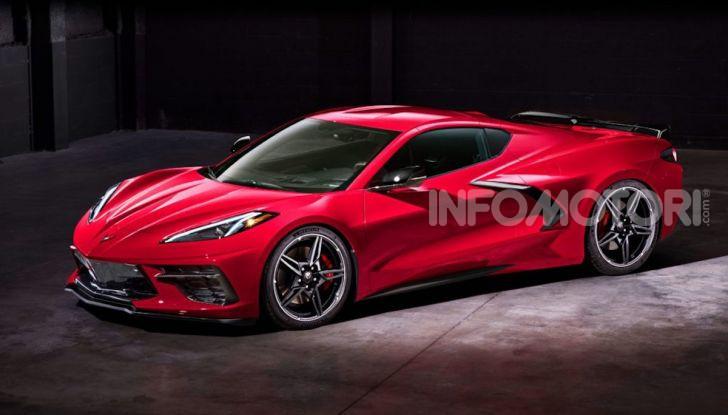 Chevrolet Corvette Stingray: nuovo motore e nuova trasmissione per prestazioni al top - Foto 1 di 6