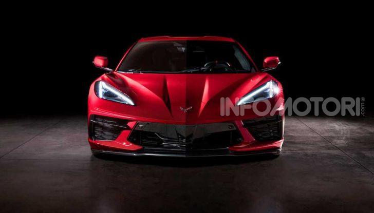 Chevrolet Corvette Stingray: nuovo motore e nuova trasmissione per prestazioni al top - Foto 5 di 6