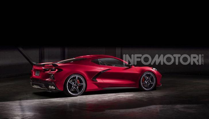 Chevrolet Corvette Stingray: nuovo motore e nuova trasmissione per prestazioni al top - Foto 6 di 6