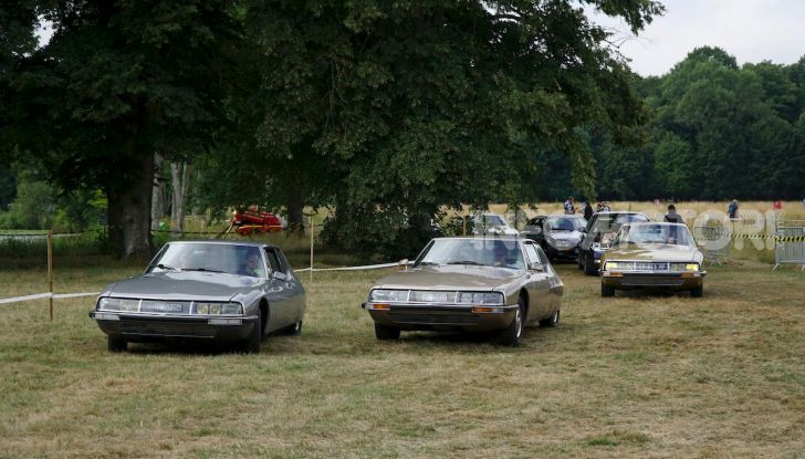 Il Raduno del Secolo: siamo stati al Centenario di Citroën a La Ferté-Vidame - Foto 21 di 43