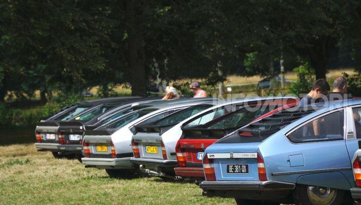 Il Raduno del Secolo: siamo stati al Centenario di Citroën a La Ferté-Vidame - Foto 7 di 43